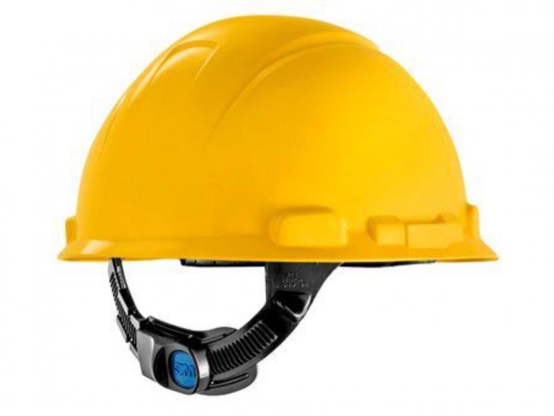 Capacete de Segurança 3M H-700 Ajuste Fácil