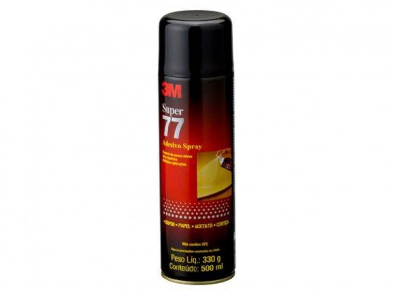 Spray Adesivo 3M Permanente 77