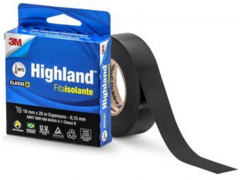 Fita Isolante 3M Highland