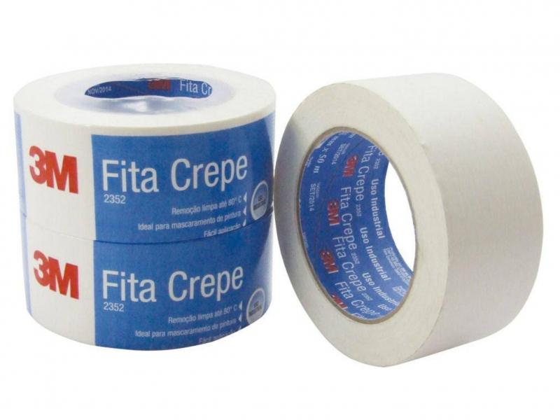 Fita Crepe 3M 2352