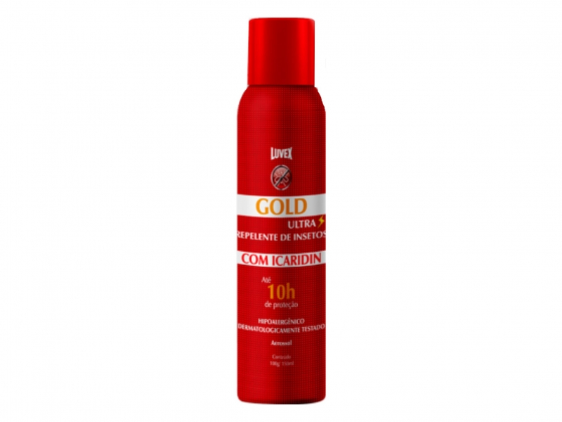 Repelente Luvex Gold Ultra Aerossol