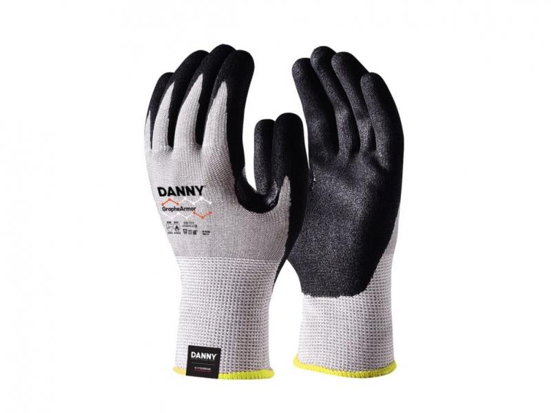 Luva de Segurança Danny GrapheArmor